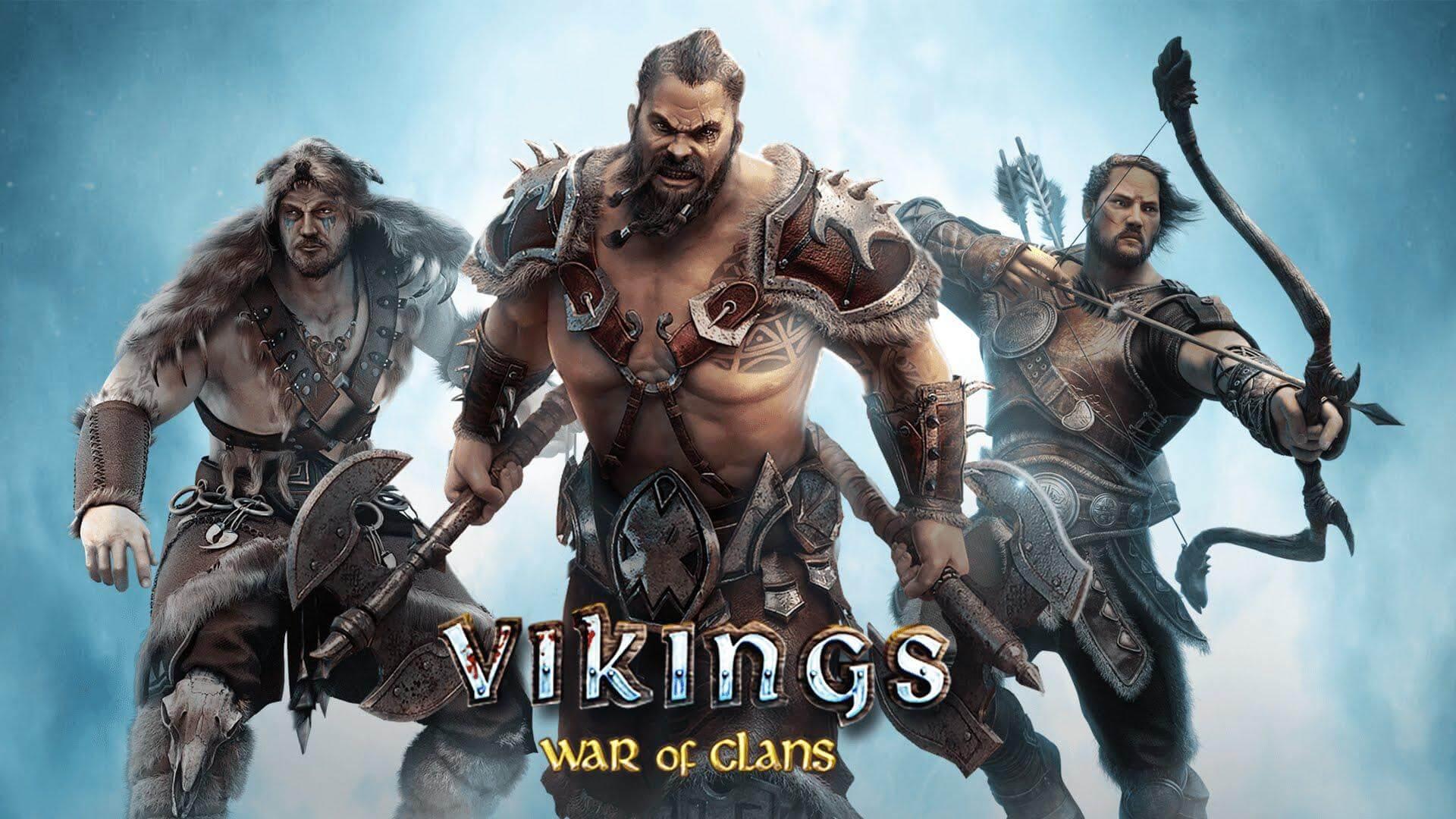 Vikings War of Clans на Андроид
