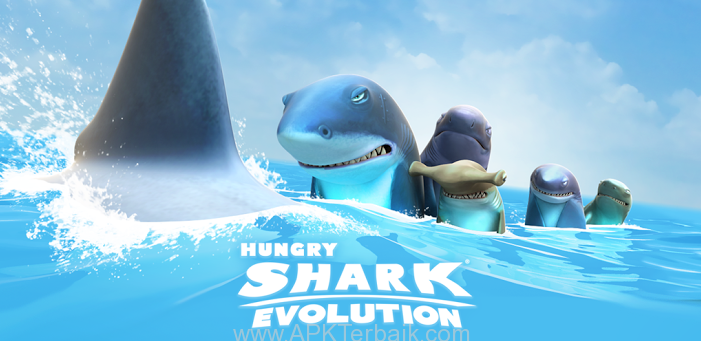 Взломанный Hungry Shark Evolution