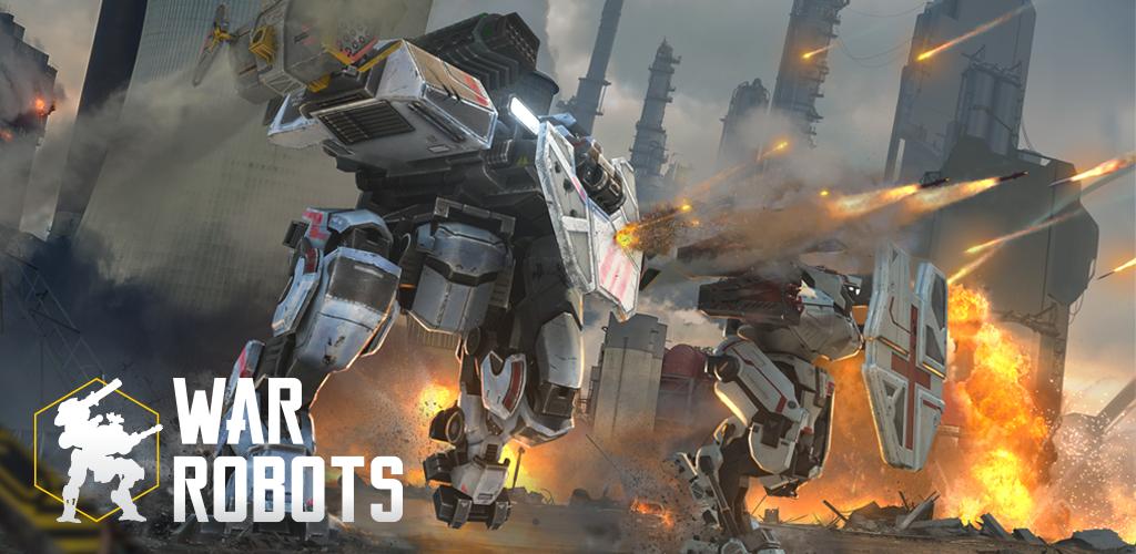 Взломанный War Robots на Андроид