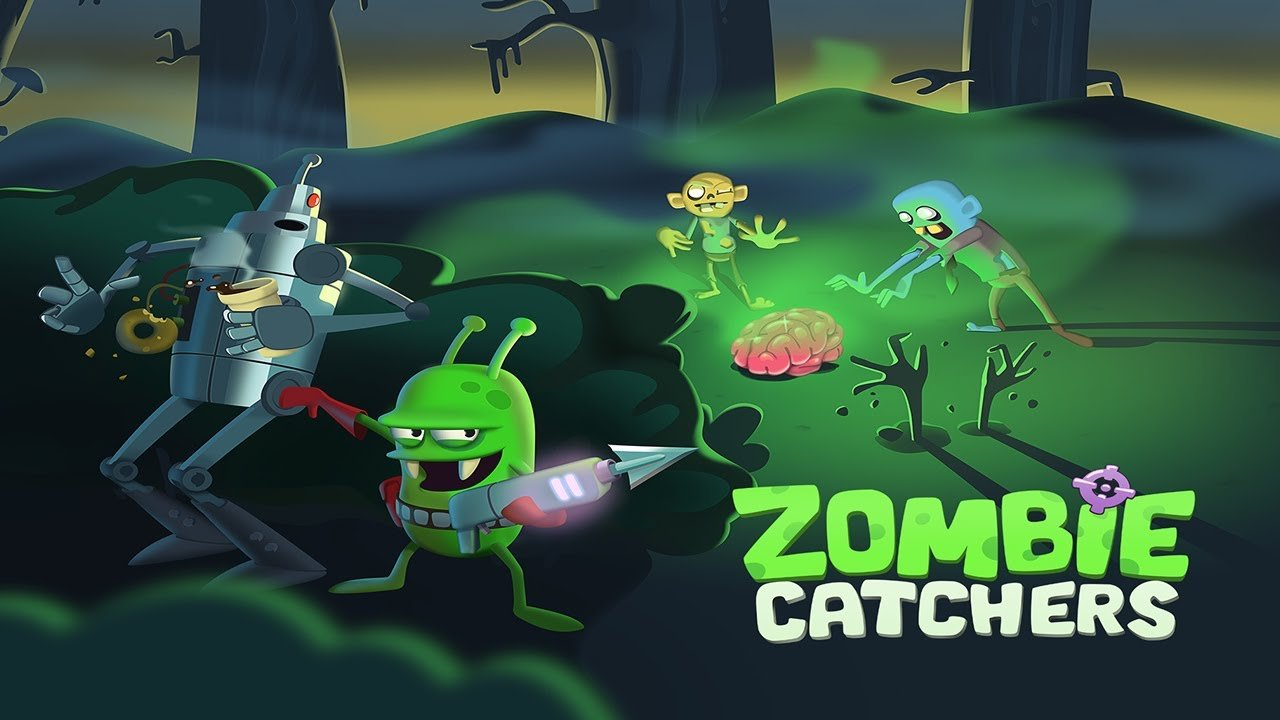 Взломанный Zombie Catchers на Андроид