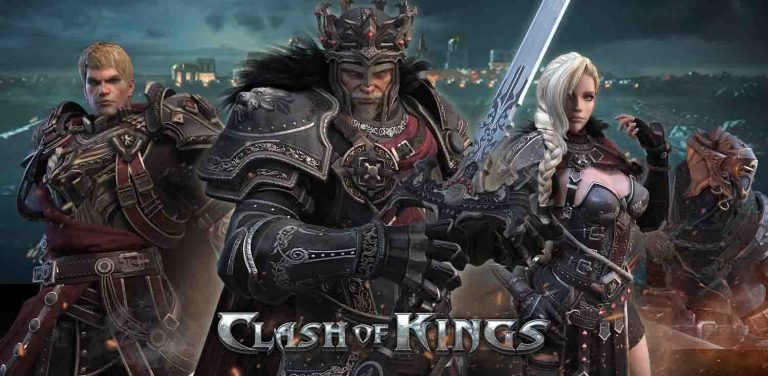 Clash of Kings – CoK на Андроид
