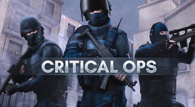 Взломанный Critical Ops