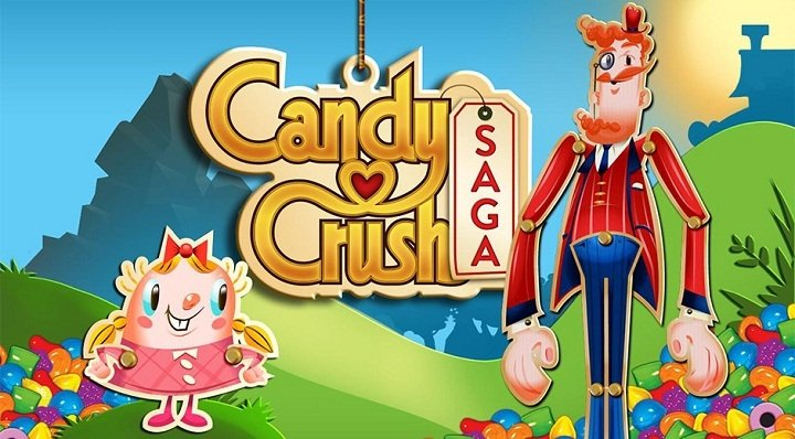 Candy Crush Saga на Андроид