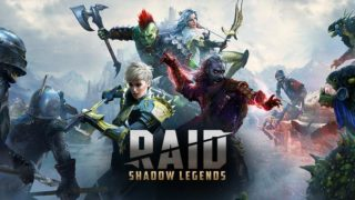 Взломанный RAID: Shadow Legends