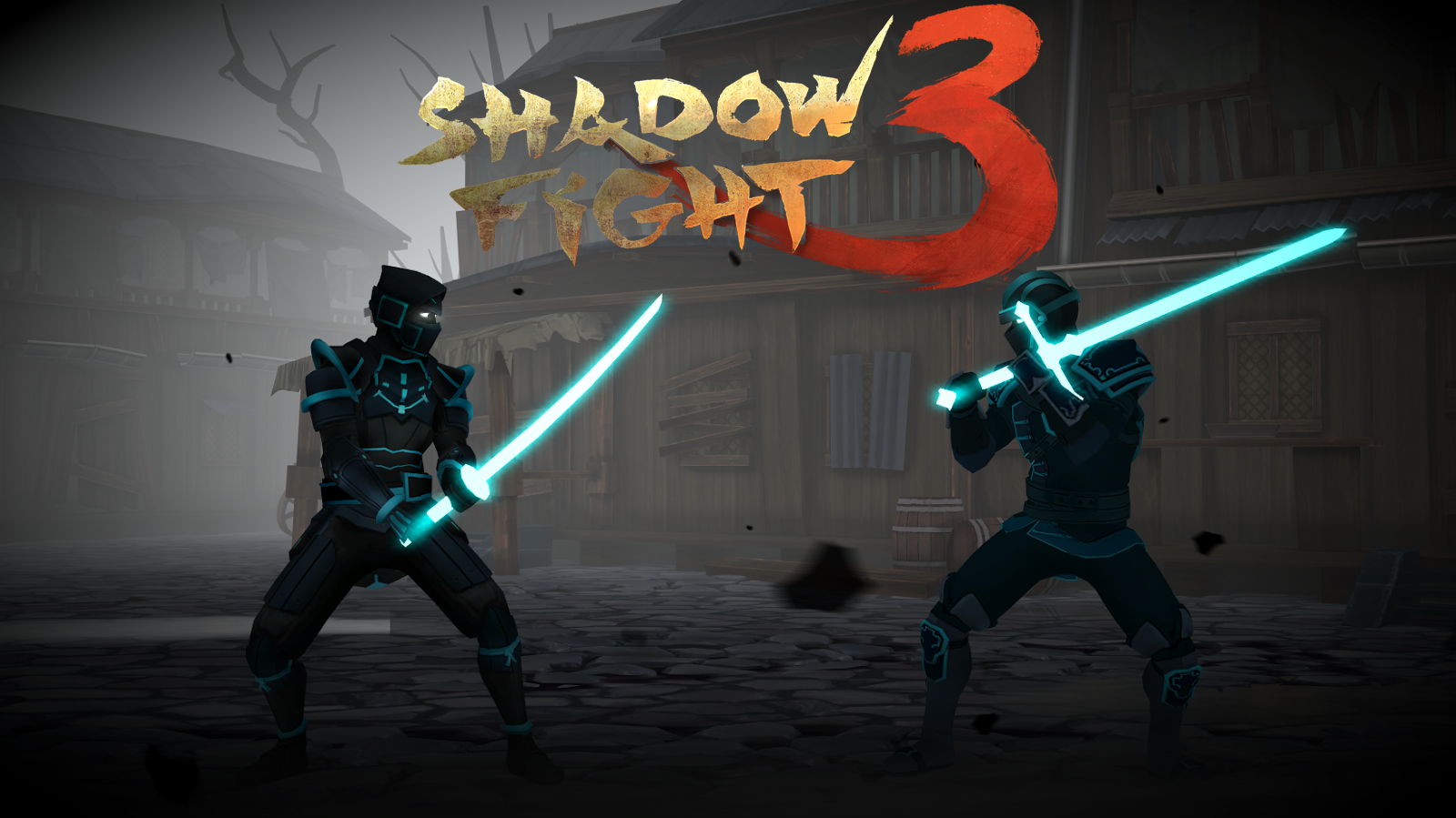 Взломанный Shadow fight 3 на Андроид