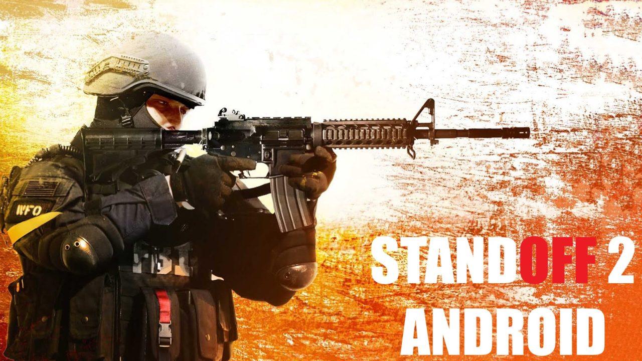 Взломанный Standoff 2 на Андроид