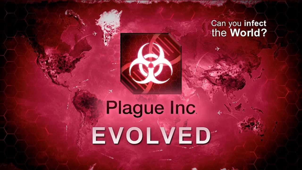 Взломанный Plague Inc на Андроид
