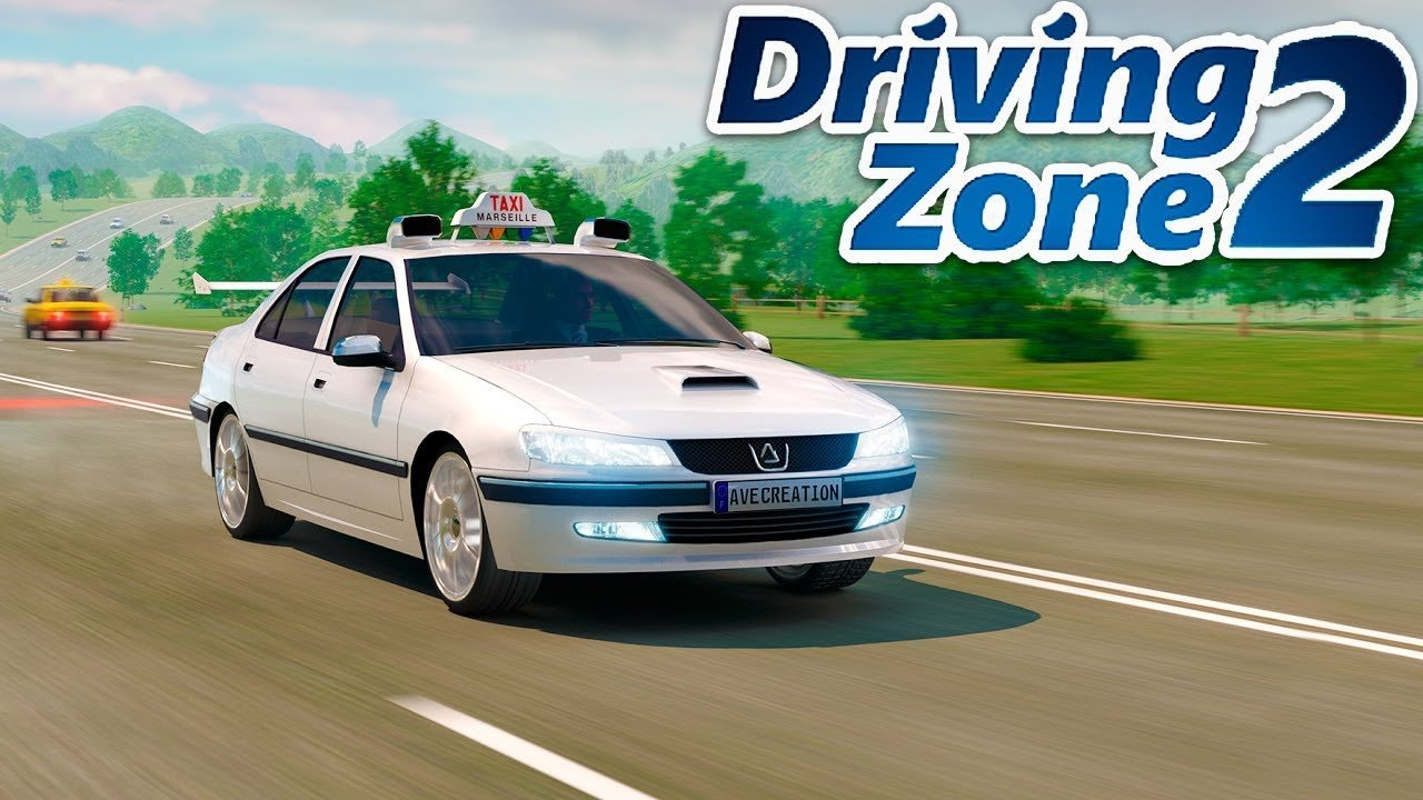 Взломанный Driving Zone 2 на Андроид