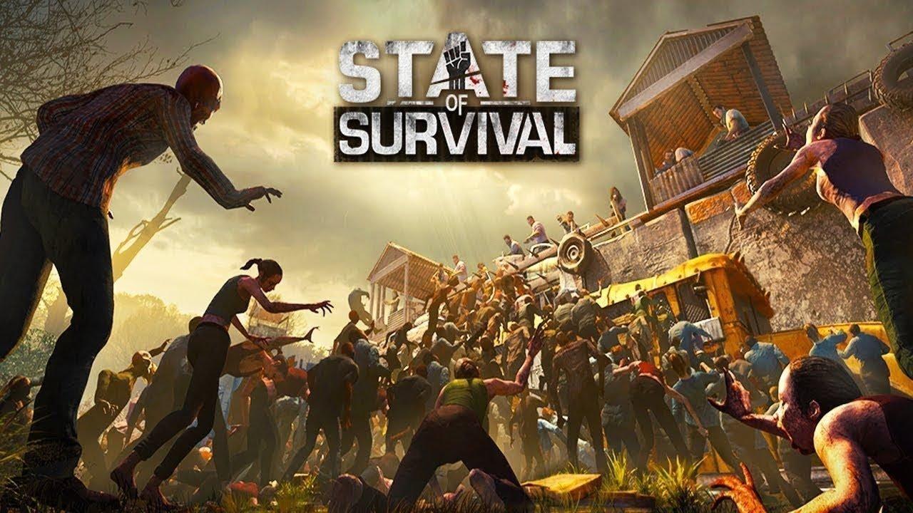 Взломанный State of Survival на Андроид