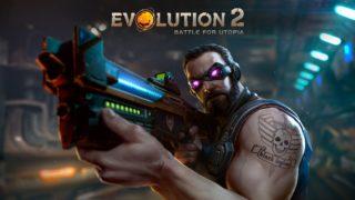 Взломанная Эволюция 2 Битва за Утопию на Андроид