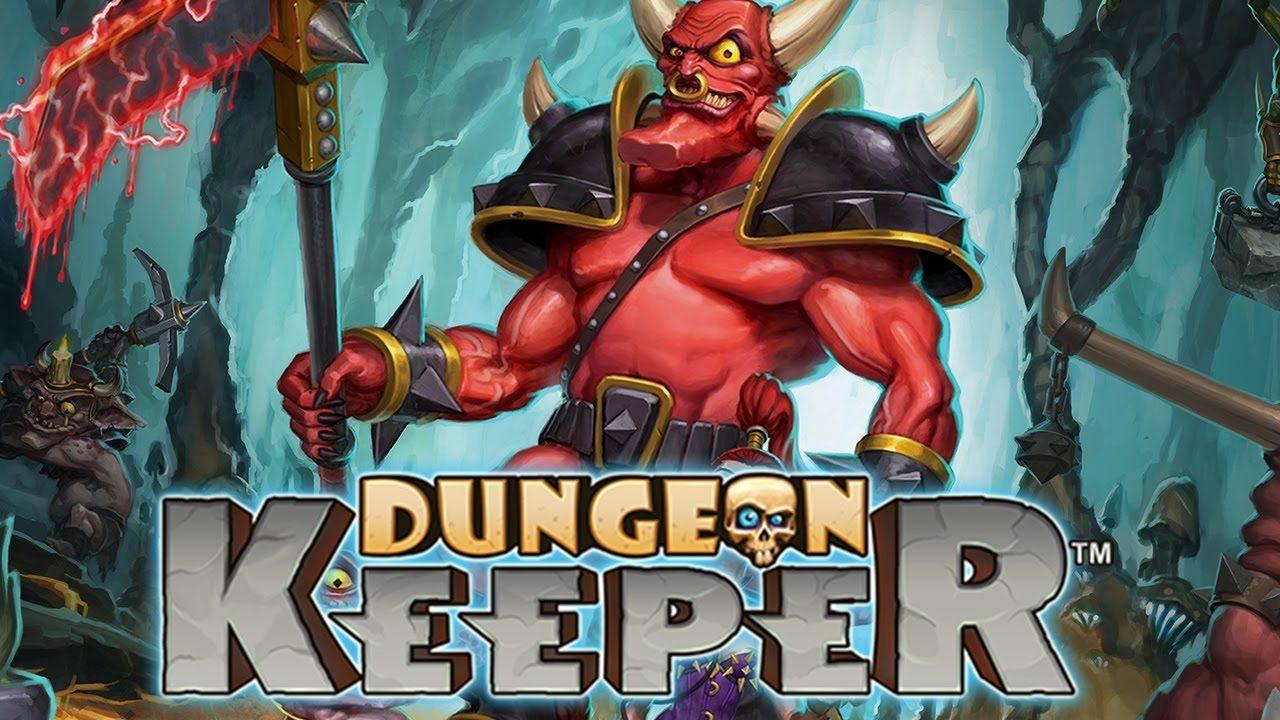 Взломанная Dungeon Keeper на Андроид