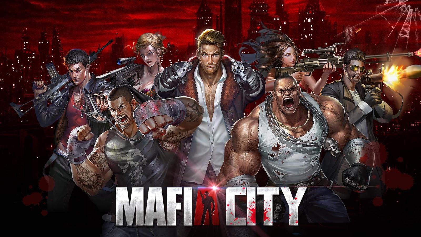 Взломанная Mafia City на Андроид