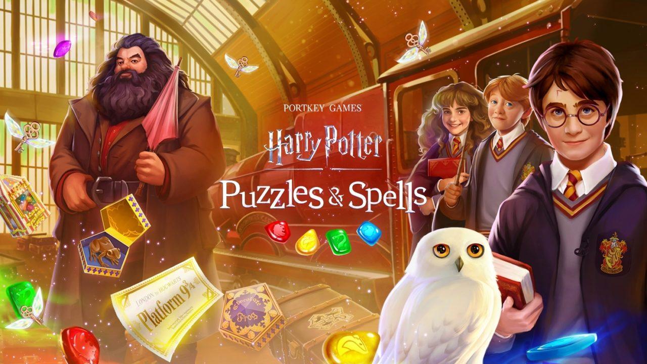 Взломанный Гарри Поттер магия и загадки на Андроид
