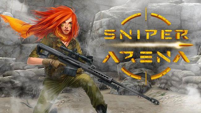 Взломанный Снайпер Арена на Андроид