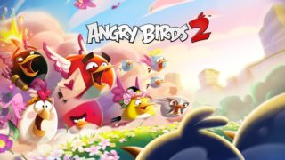 Взломанный Angry Birds 2 на Андроид