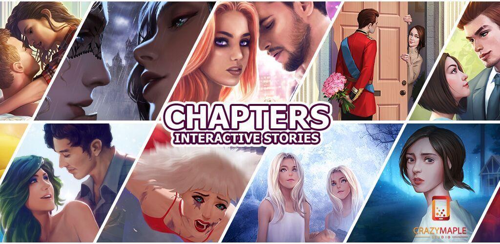 Взломанный Chapters Интерактивные истории на Андроид