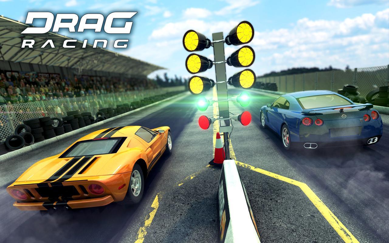 Взломанный Drag Racing на Андроид