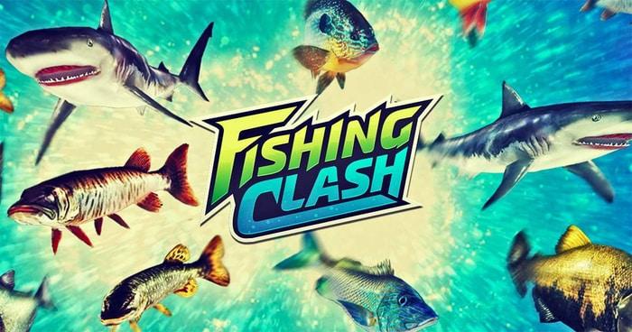 Взломанный Fishing Clash на Андроид
