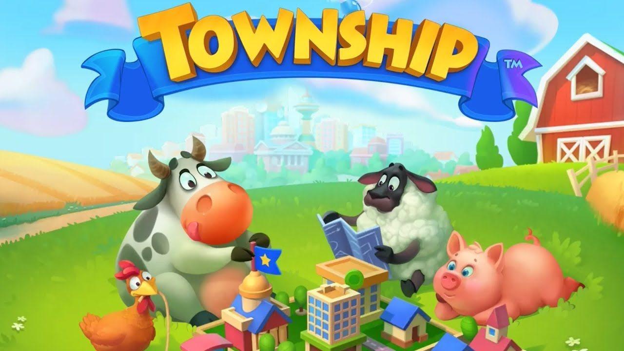 Взломанный Township на Андроид