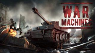 Взломанный War Machines на Андроид