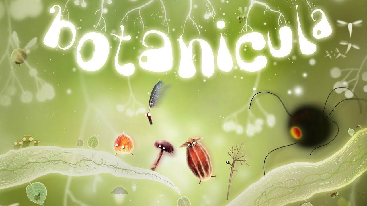 Взломанная Botanicula [полная версия на Андроид]