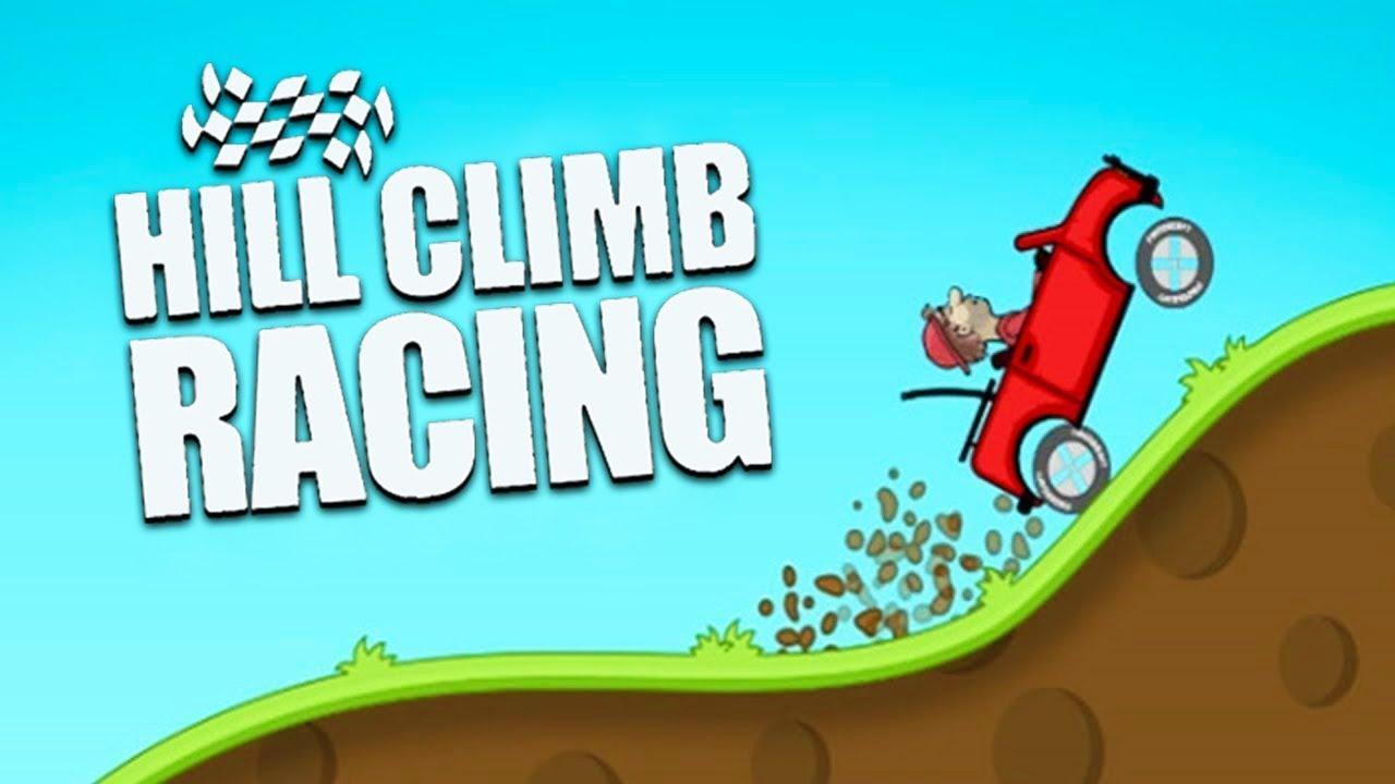 Взломанная Hill Climb Racing на Андроид