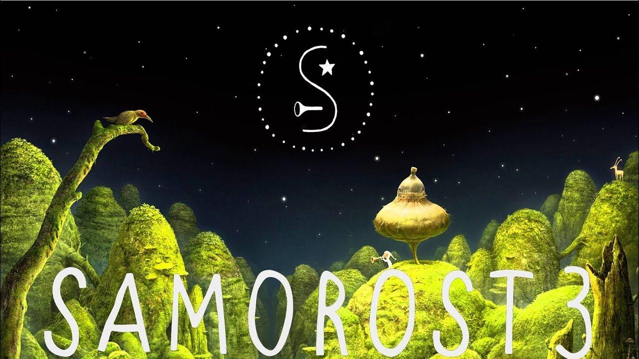 Взломанная Samorost 3 [полная версия на Андроид]
