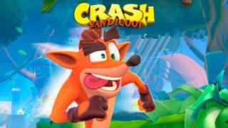 Взломанный Crash Bandicoot на Андроид