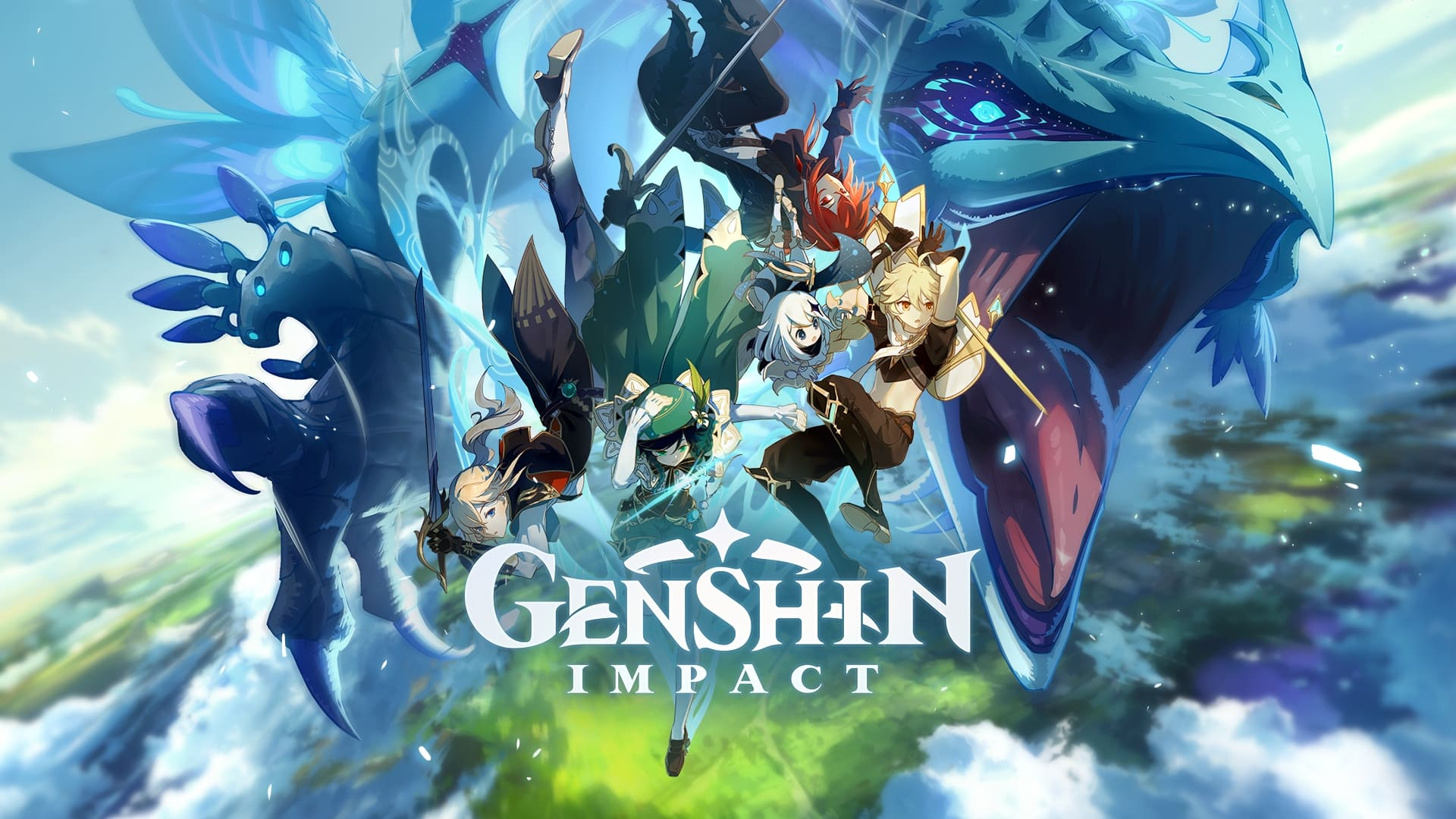 Взломанный Genshin Impact на Андроид