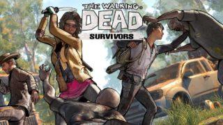 Взломанный The Walking Dead: Survivors на Андроид