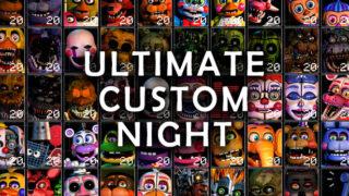 Взломанный Ultimate Custom Night на Андроид