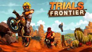 Взломанный Trials Frontier [мод много денег] на Андроид