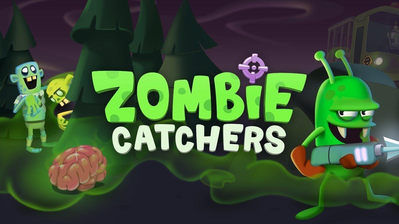 Взломанная Zombie Catchers [мод много денег] на Андроид